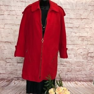 Jackets & Blazers - Vintage over the hip country pacer coat women's S